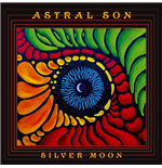 Vinil Astral Son - Silver Moon (silver/black)