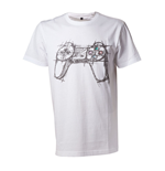 Camiseta PlayStation 182675