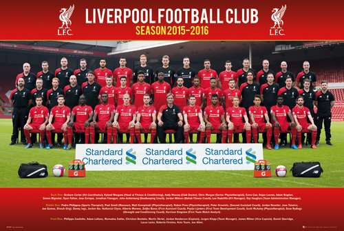 Poster Liverpool FC 183030