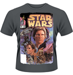 Camiseta Star Wars Quadrinhos