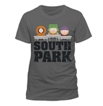 Camiseta South Park - Group