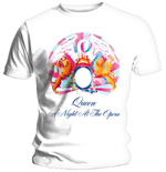 Camiseta Queen - A Night At The Opera