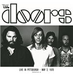 Vinil Doors (The) - Live In Pittsburgh  May 2 1970