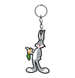 Chaveiro Looney Tunes - Bugs Bunny Rubber