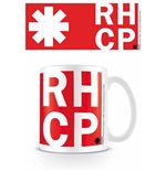 Caneca Red Hot Chili Peppers 184647