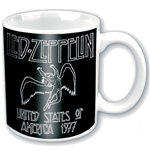 Caneca Led Zeppelin - '77 Usa Tour