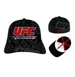 Boné de beisebol UFC - Ultimate Fighting Championship 185075