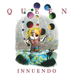 Vinil Queen - Innuendo