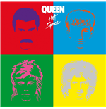 Vinil Queen - Hot Space