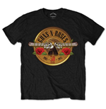 Camiseta Guns N' Roses para hombre, 30th Photo