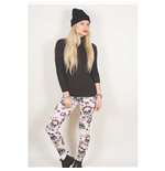 Fashion Leggins> Guns n' Roses, Skull & Roses