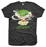 Camiseta Green Day Welcome to Paradise