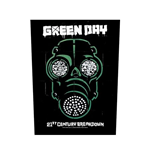 Parche Green Day Back : Gas Mask