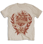 Camiseta Frank Turner Tape Deck Heart
