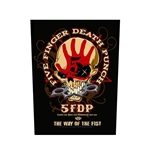 Parche Five Finger Death Punch  - Way Of The Fist