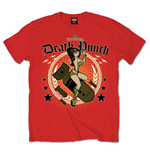 Camiseta Five Finger Death Punch Bomber Girl
