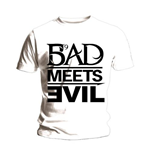 Camiseta Eminem Bad Meets Evil