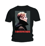 Camiseta David Bowie Low Portrait