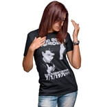 Camiseta David Bowie - Heroes Earls Court