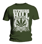 Camiseta Cypress Hill 420 2013