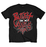 Camiseta Bullet For My Valentine Doom