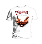 Camiseta Bullet For My Valentine Temper Temper Blood Hands
