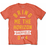 Camiseta Bring Me The Horizon  Big Text