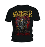 Camiseta Avenged Sevenfold New Day Rises
