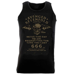 Camiseta Avenged Sevenfold Seize the Day