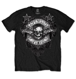 Camiseta Avenged Sevenfold Stars Flourish