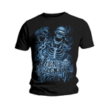 Camiseta Avenged Sevenfold Chained Skeleton