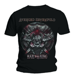 Camiseta Avenged Sevenfold Battle Armour