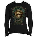 Camiseta manga larga Alice Cooper Billion Dollar Babies Crest