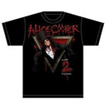 Camiseta Alice Cooper Welcome to my Nightmare