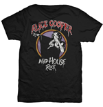 Camiseta Alice Cooper Mad House Rock