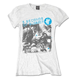 Camiseta 5 seconds of summer Live Collage de mulher