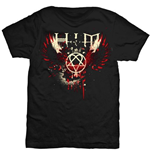 Camiseta Him Wings Splatter