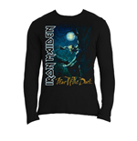 Camiseta manga longa Iron Maiden Fear of the Dark