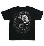 Camiseta Iron Maiden de bebé Number of the Beast