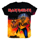 Camiseta Iron Maiden Number of the Beast