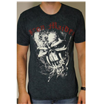 Camiseta Iron Maiden Final Frontier Eddie