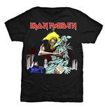 Camiseta Iron Maiden New York