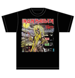 Camiseta Iron Maiden Killers Cover