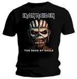 Camiseta Iron Maiden Book of Souls