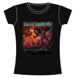 Camiseta Iron Maiden de mulher From Fear to Eternity
