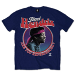 Camiseta Jimi Hendrix Are You Experienced?