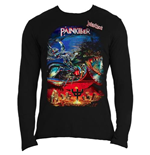 Camiseta manga longa Judas Priest Painkiller
