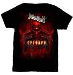 Camiseta Judas Priest Epitaph Red Horns