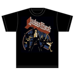 Camiseta Judas Priest Unleashed Version 2'