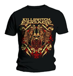 Camiseta Killswitch Engage Bio War